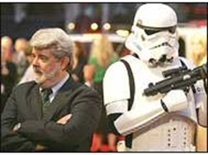 """Star Wars""tan rekor hasılat"